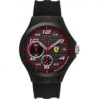 Men's Multifunction Lap Time Watch