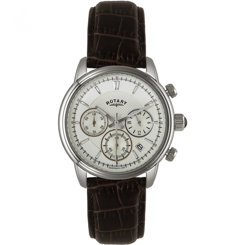 Rotary Men's Multifunction Monaco Collection Watch GS02876/06