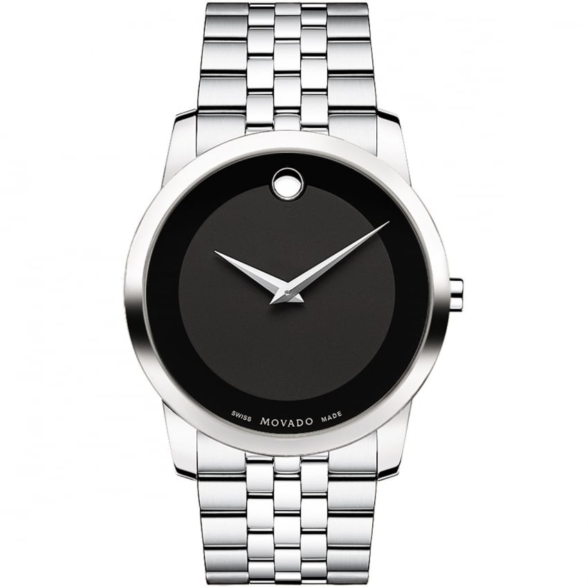 Movado Men's Museum Stainless Steel Watch 0606504