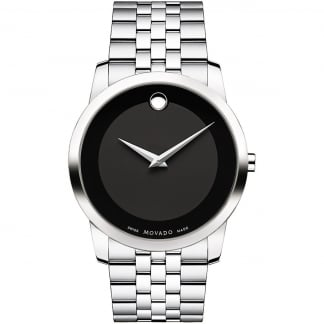 Men's Museum Stainless Steel Watch