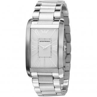 Men's Polished Steel Marco Watch AR2036