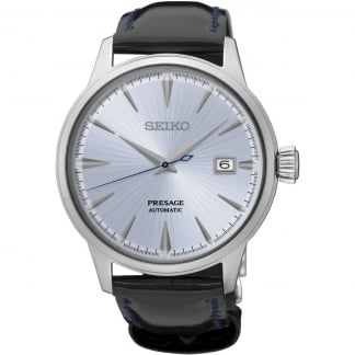 Men's Presage Cocktail Ice Blue Automatic Watch