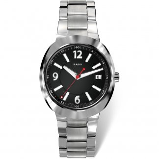 Men's D-Star Watch with Date Display