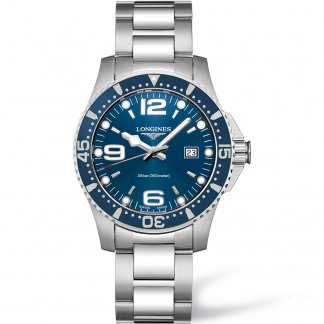 Men's Robust Sport HydroConquest Watch L3.640.4.96.6