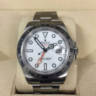Men's Explorer II Oyster Perpetual GMT 216570 (2015) 4018764