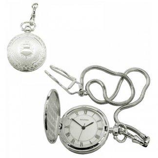 Men's Stainless Steel Pocket Watch 3798