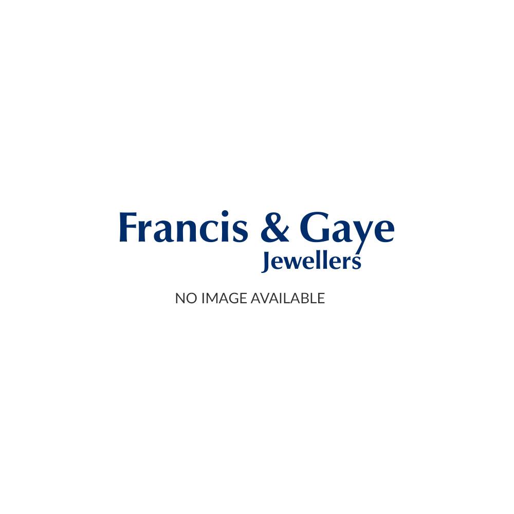 Fred bennett mens silver cross pendant with sapphire detail men039s silver cross pendant with sapphire detail aloadofball Images