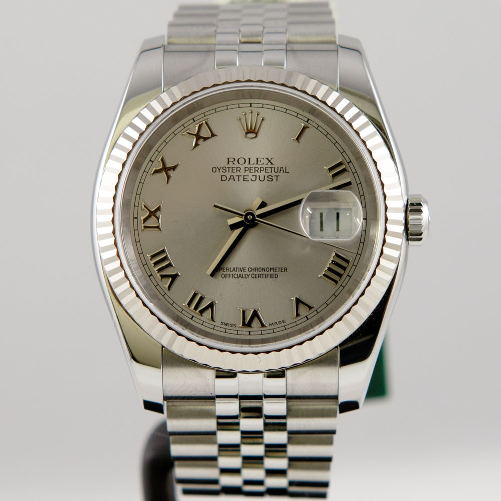 Pre Owned Rolex Datejust Uk