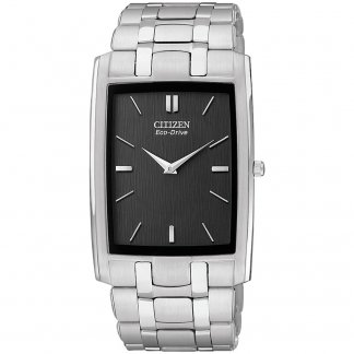 Men's Smart Stiletto Eco-Drive Watch AR3030-50E