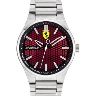 Men's Speciale Steel Bracelet Watch