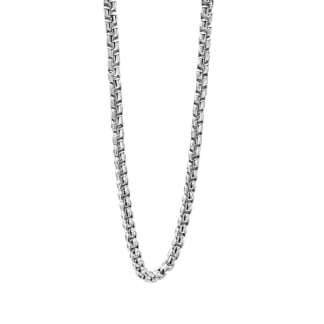 Men's Stainless Steel Large Link Belcher Chain