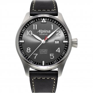 Men's Automatic Startimer Pilot 'Sunstar' Watch