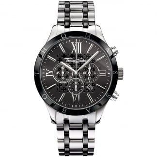 Men's Steel Bracelet Rebel Urban Watch