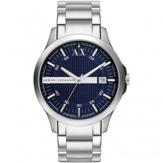 Men's Steel Bracelet Watch