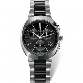 Men's Stainless Steel D-Star Chronograph Watch R15937172
