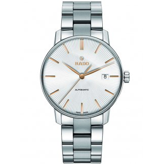 Men's Steel Coupole Classic Automatic Watch