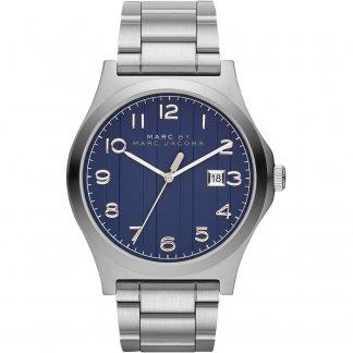 Men's All Steel Quartz Jimmy Watch MBM5043