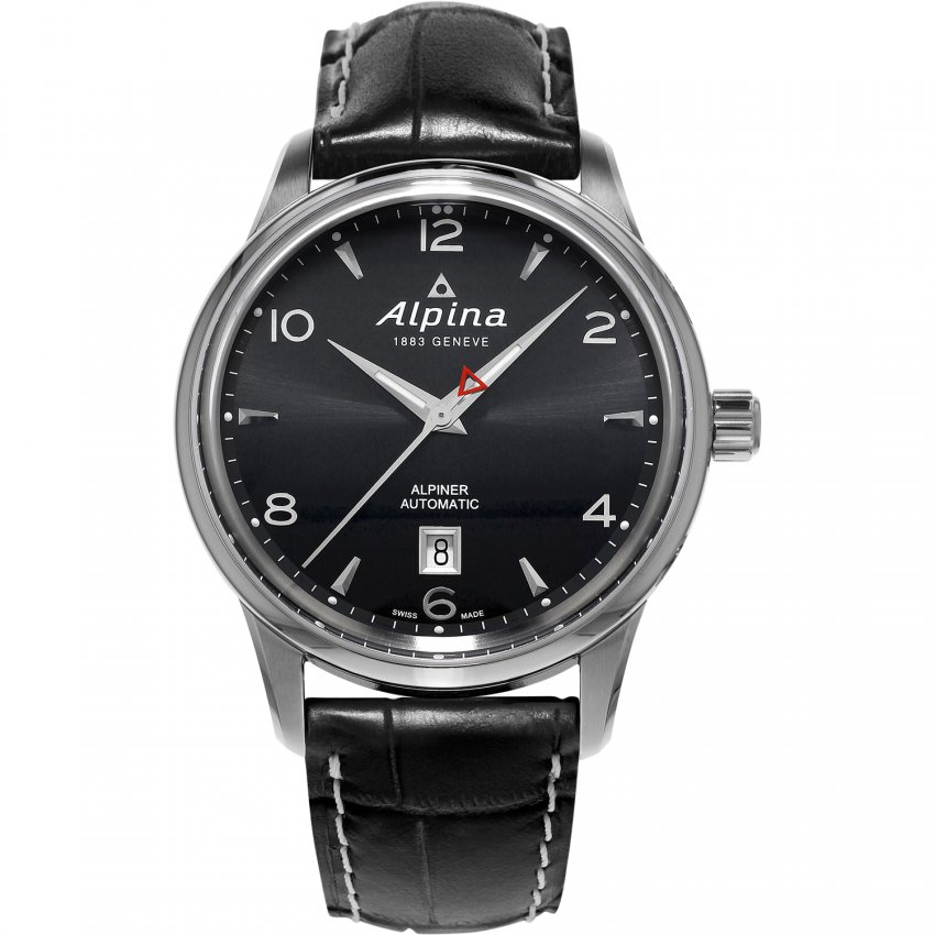 Alpina Men's Swiss Automatic Alpiner Watch AL-525B4E6