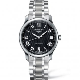 Men's Swiss Automatic Master Collection Watch