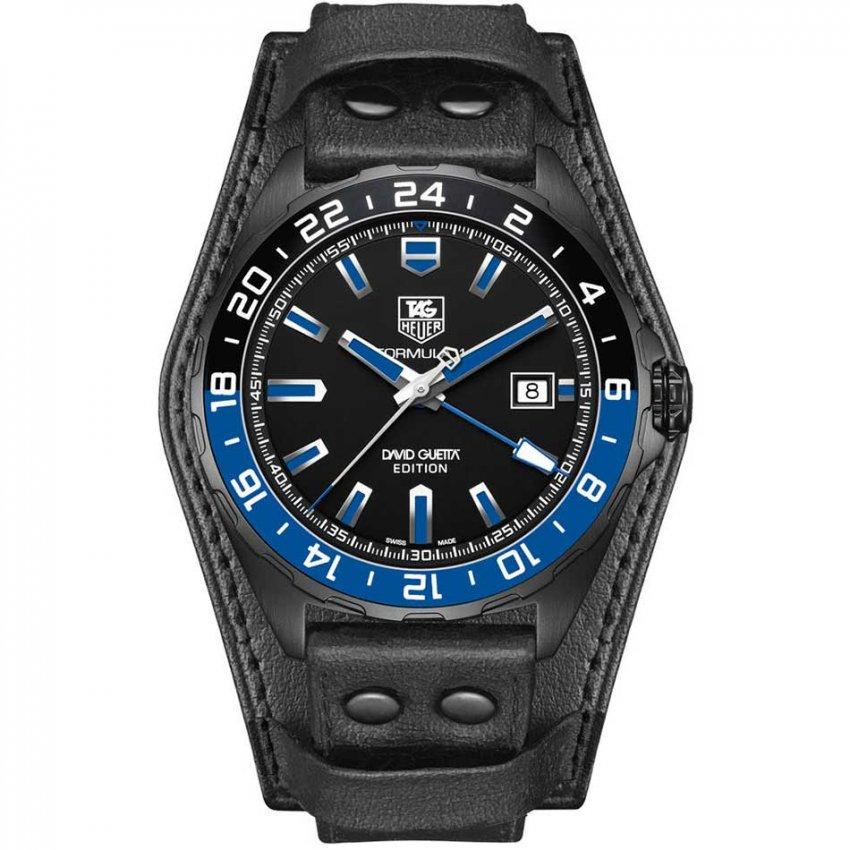 TAG Heuer Men's Formula 1 David Guetta Special Edition Watch WAZ201A.FC8195