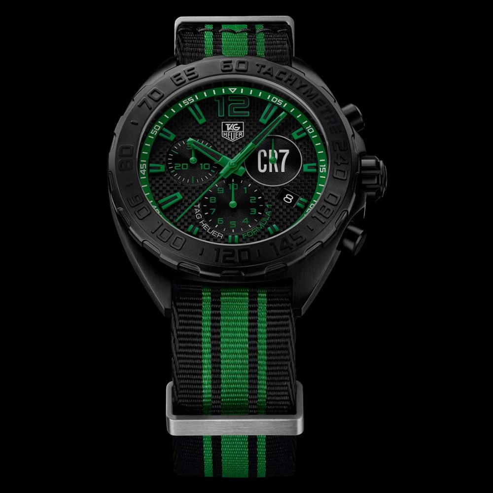 Caz1113fc8189 tag heuer cr7 ronaldo watch francis gaye jewellers for Cristiano ronaldo tag heuer