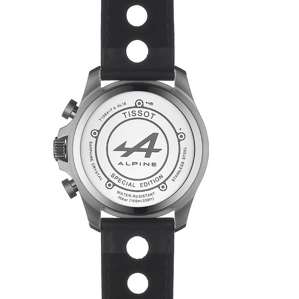 Shop The Tissot V8 Alpine 2018 Watch T1064171620101 Francis Gaye Uk