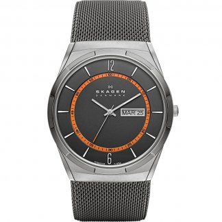 Men's Titanium Melbye Day/Date Watch