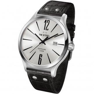 Men's Slim Line 45MM Silver Dial Watch TW1301
