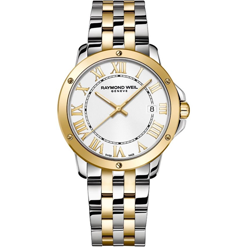 Men S Raymond Weil Two Tone 5591 Stp 00308 Watch Francis