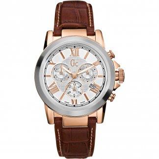 Men's Two Tone B2-Class Chronograph Watch I41501G1