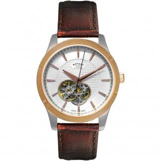Men's Two Tone Les Originales Swiss Automatic Watch