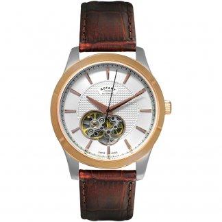 Men's Two Tone Les Originales Swiss Automatic Watch GS02991/06
