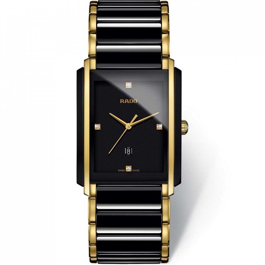 RADO Men's Two Tone Integral Jubile Diamond Set Watch R20204712