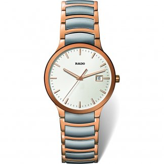 Men's Two Tone Titanium & Steel Centrix Watch R30554103