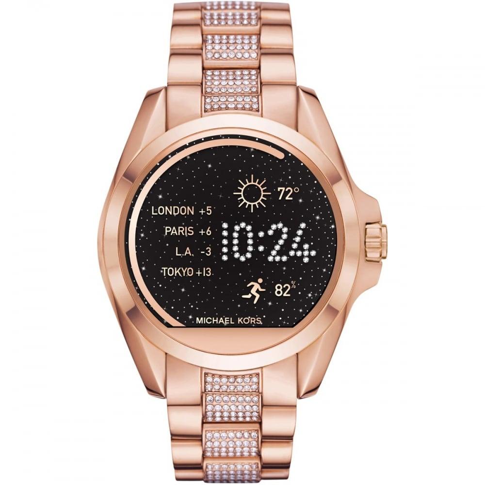 Лучшие умные часы года: что касается технологий смарт часов michael kors, они построены на новом чипе от qualcomm — snapdragon wear , так что всё тут работает довольно быстро.