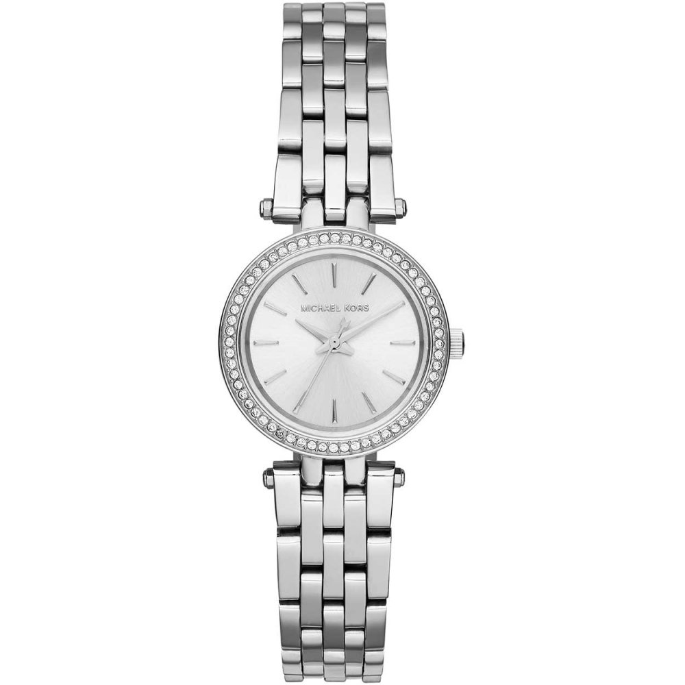 c7dbc2db3dea Ladies Silver Tone Petite Darci Watch