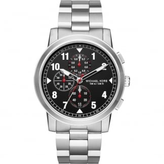 Men's Paxton Steel Chronograph Watch