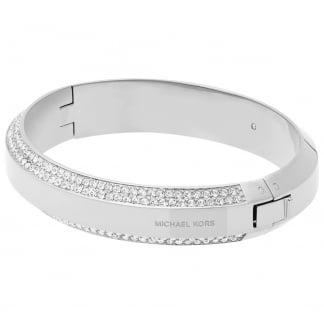 Silver Stone Set Brilliance Bangle MKJ5501040