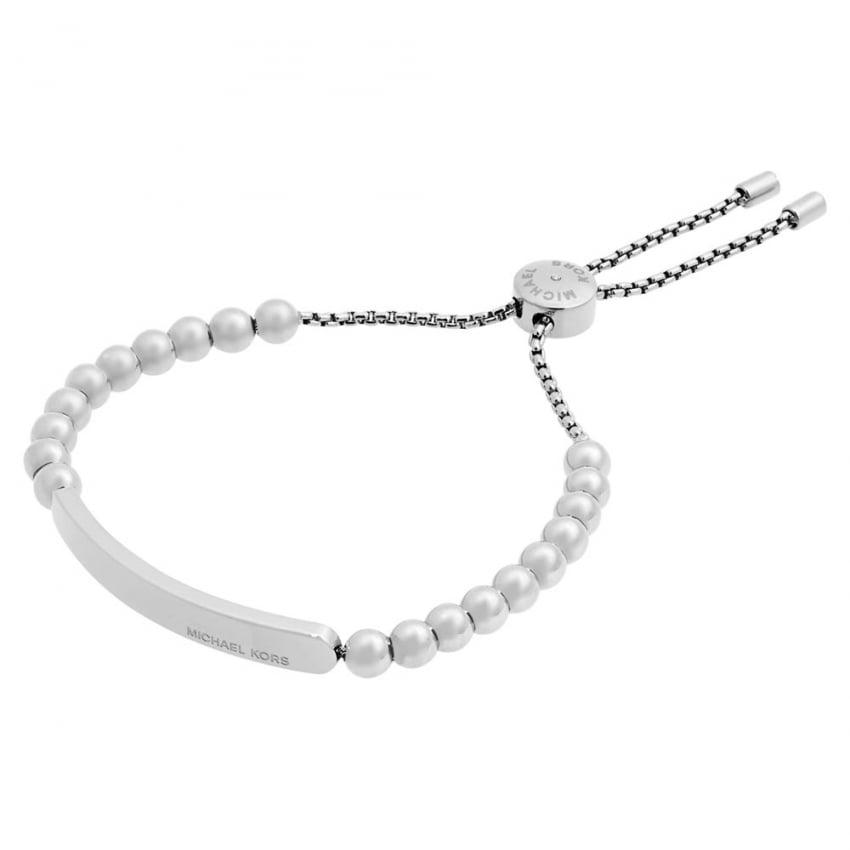 Michael Kors Stainless Steel Heritage Ball Bracelet MKJ5589040