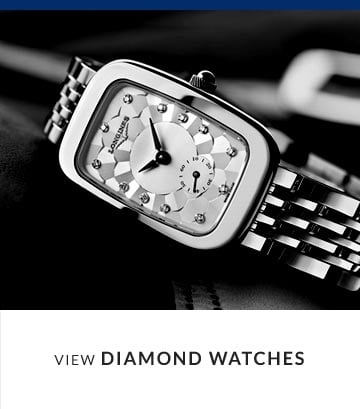 View Diamond Set Watches