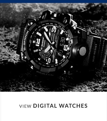View Digital Display Watches