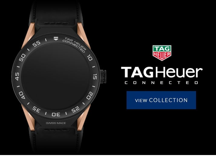 TAG Heuer Connected Watches - View the Colletion