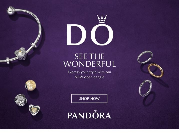 New In - PANDORA Jewellery - View the Colletion
