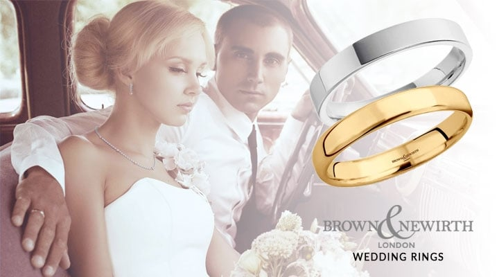 Brown & Newirth Wedding Rings - View the Collection
