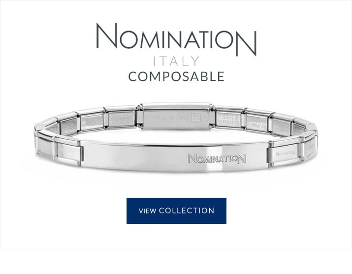 Nomination Composable Jewellery - View the Collection
