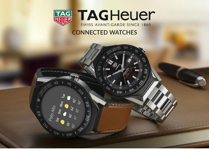 TAG Heuer Connected Watches - View the Collection