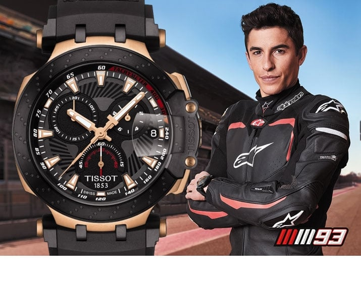 Tissot T-Race Watches - View the Collection