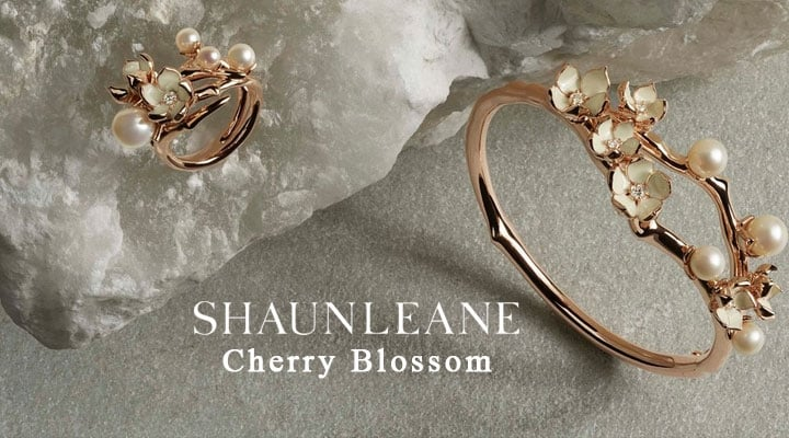 Shaun Leane Cherry Blossom Jewellery Collection - View Now