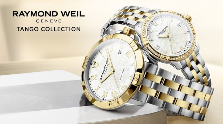 Raymond Weil Tango Watches - View the Collection