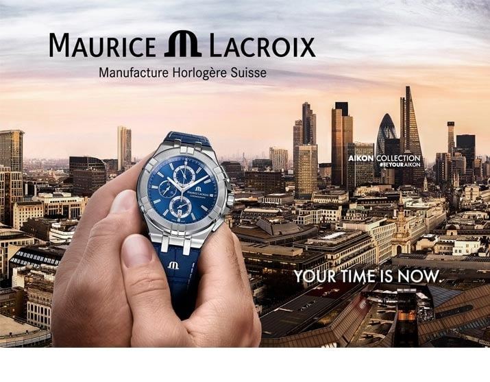 Maurice Lacroix Aikon Watch Collection - Shop Now